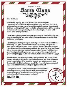 letter from santa printable With how do i get a letter from santa