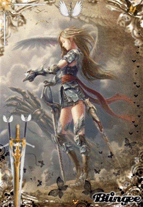 warrior angel picture  blingeecom