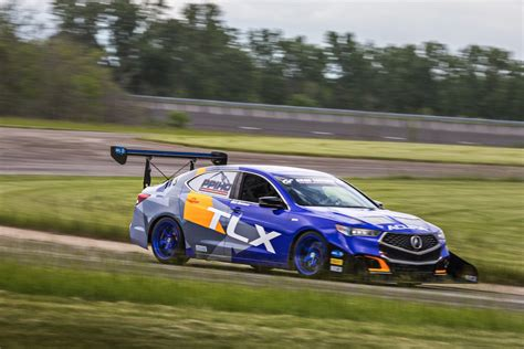 2019 Acura Rance : 2019 Acura Rdx Turned Into A Racing Car For Pikes Peak