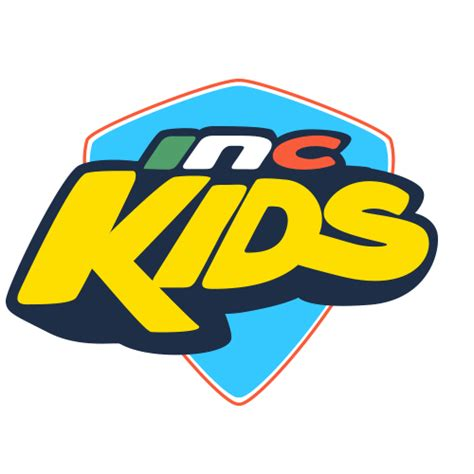 official inc kids logo now available