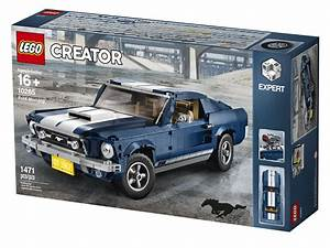 Classic Ford Mustang GT For Sale May Be Best LEGO Kit Ever