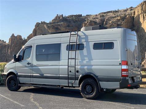 Sprinter van cost, diy camper van and custom builds, and examples of sprinter van campers in action. 2017 Mercedes Sprinter 177 4x4 Diesel, Conversion Van RV For Sale By Owner in Terrebonne, Oregon ...