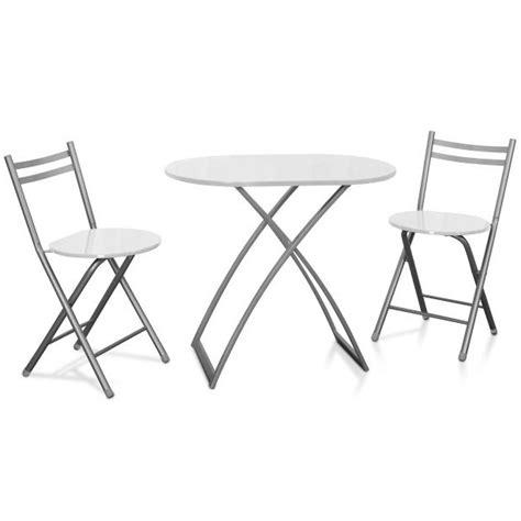 table pliante chaises intégrées table pliante avec chaises integrees conforama 28 images
