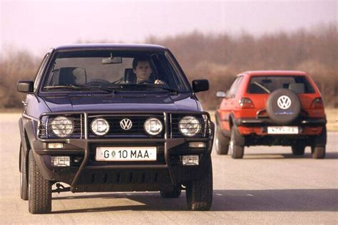volkswagen golf 4 cool 2 vw golf country syncro before crossovers were cool