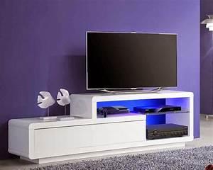 Meuble Tv Pour Chambre : meuble tv haut pour chambre id e inspirante pour la conception de la maison ~ Teatrodelosmanantiales.com Idées de Décoration