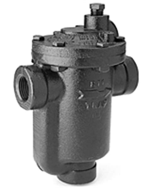Item # 812, 800-813 Series Inverted Bucket Steam Trap On