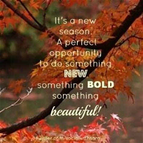 quotes  changing seasons fall quotesgram