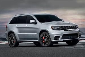 Jeep Grand Cherokee 2017 : 2017 jeep grand cherokee srt suv pricing for sale edmunds ~ Medecine-chirurgie-esthetiques.com Avis de Voitures