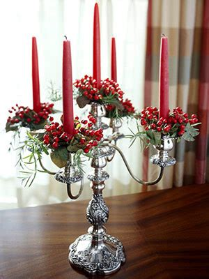 christmas  centerpieces fantastical wedding stylings