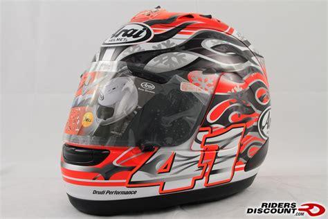 Arai Corsair-v Haga, Doohan & Crutchlow Replica Helmets