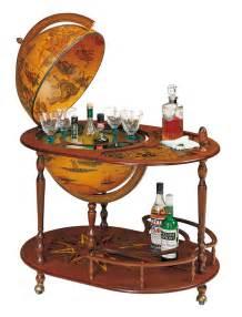 serving cart bar globe authentic italian zoffoli globe bar