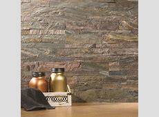 Self Adhesive Backsplash Kitchen Tile Panels Real Stone