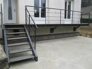 escalier exterieur scadametal With escalier exterieur 6 marches