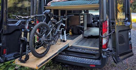 bike rack for minivan slide out bike rack faroutride