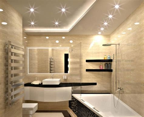 salle de bain travertin le chic noble de la