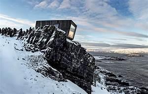 Architecturally Amazing Alpine Shelters