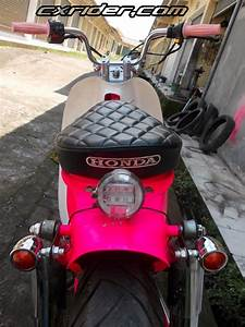 Modifikasi Honda Astrea Ala Streetcub Custom By Bmc