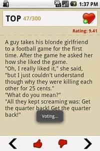 Dumb blonde jokes funny