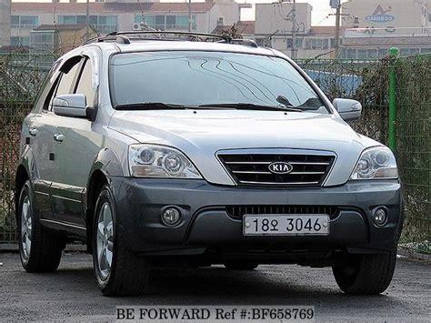 2008 Kia Sorento For Sale by Used 2008 Kia Sorento Tlx For Sale Bf658769 Be Forward