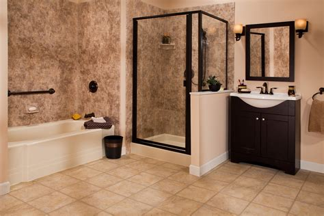 the 2 day bathroom remodel learn about one day master bathroom remodeling from the bath company