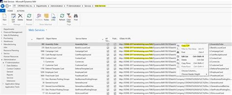 Connections Excel Template by Tech Tuesday Setting Up Dynamics Nav Excel Template