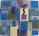 Machine Embroidered Panel - Linda Stokes | Textile artists ...
