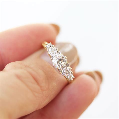 annette wedding things engagement rings gold wedding