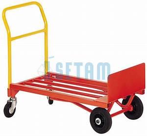 Diable De Transport : chariot diable chariot transport diable professionnel ~ Edinachiropracticcenter.com Idées de Décoration
