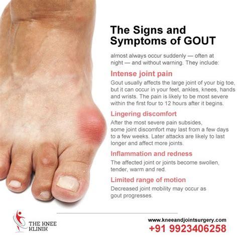 gout   form  inflammatory arthritis  develops