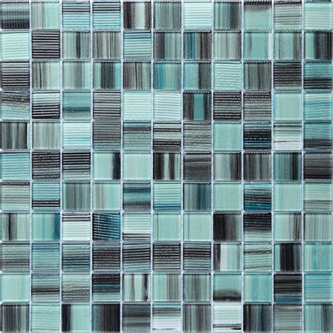 Glass Mosaic Bathroom Tiles by 30 Ideas Of Using Glass Mosaic Tile For Bathroom Backsplash
