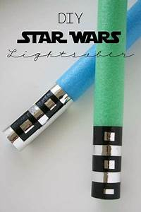Star Wars Diy : diy star wars lightsaber life anchored ~ Orissabook.com Haus und Dekorationen