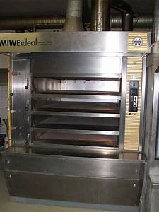 Used MIWE Ideal Bakery oven - Exapro