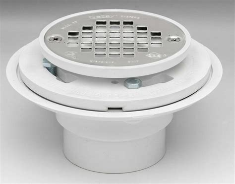 Shower Drain Home Depot by Help Basement Shower Drain Leaking The Home Depot