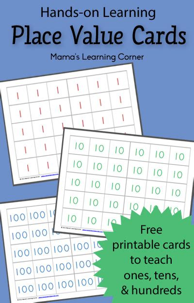 math printables  resources mamas learning corner