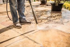 Astuce Enlever Plinthes Carrelage Sur Cloisons : nettoyer une terrasse en b ton tout pratique ~ Melissatoandfro.com Idées de Décoration