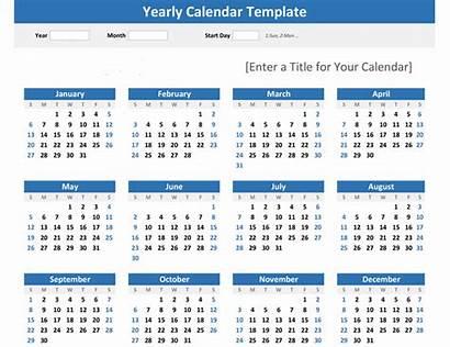 Calendar Glance Word Basic Any Weekly Template