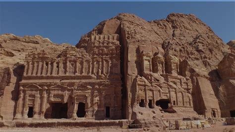Petra An Archaeological City In Jordan Travel Innate