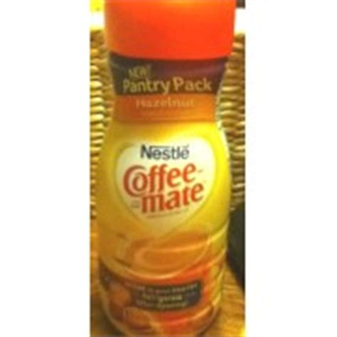 Perfect for here or on the go: Coffee-Mate Liquid Coffee Creamer, Hazelnut, Pantry Pack ...