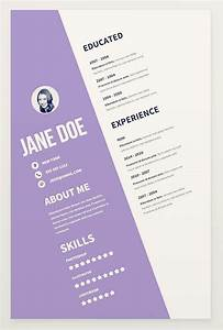 Photographer Cv Template The 17 Best Resume Templates For Every Type Of Professional