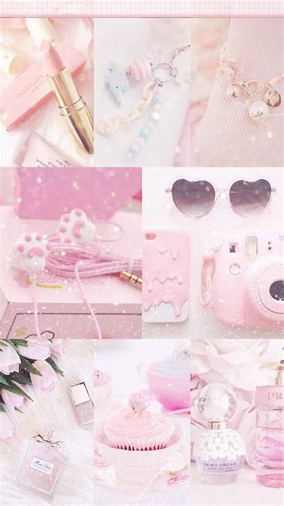 Pastel Pink Wallpapers Aesthetic Desktop Girly Backgrounds