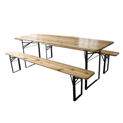 Table Banc Pliant Table Et Banc Pliant Castorama Belle