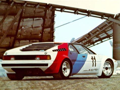 1977 Bmw M1 (italdesign)