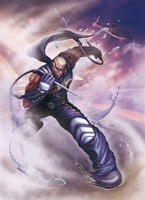 Raven Street Fighter X Tekken Wiki Fandom Powered By Wikia