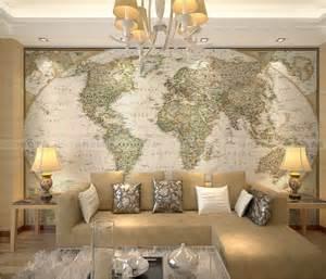livingroom world aliexpress buy large world map wallpaper mural office living room bedroom sofa background
