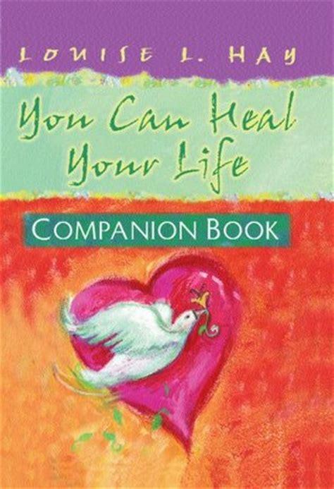 heal  life companion book  louise  hay