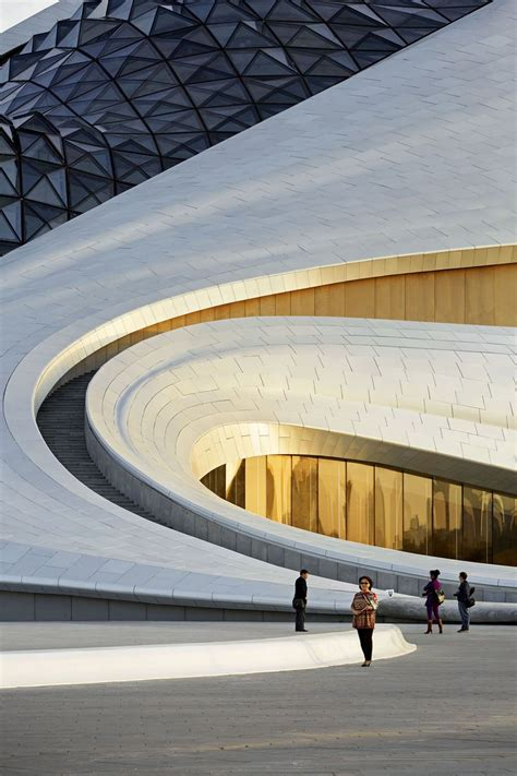 Harbin Opera House By Mad Architects Harbin China