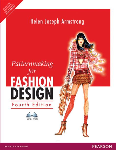 fashion design books patternmaking for fashion design and dvd package with