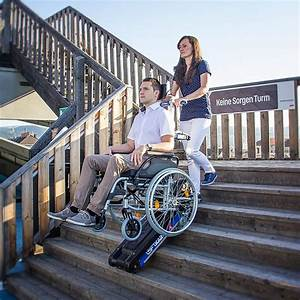 Transport über Treppen : liftkar ptr elektrische treppenraupe f r den transport ~ Michelbontemps.com Haus und Dekorationen