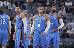 OKC Thunder Look To Tame Bulls For Third Straight Win