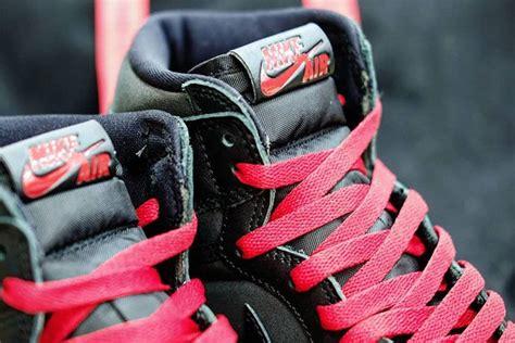 Sex Appeal The Air Jordan 1 'black Satin Sneaker Freaker